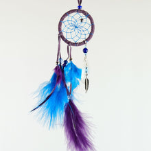 "Load image into Gallery viewer, 2"" Magical Dream Catchers with Crystal"