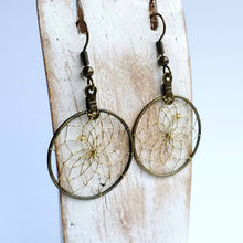 Load image into Gallery viewer, Dream Catcher Brass Jewellery