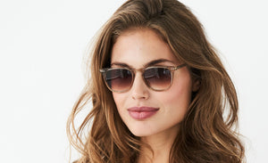 Prego - Palau- Rectangular sunglasses