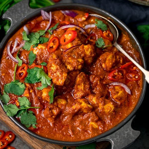 Hot Madras Curry