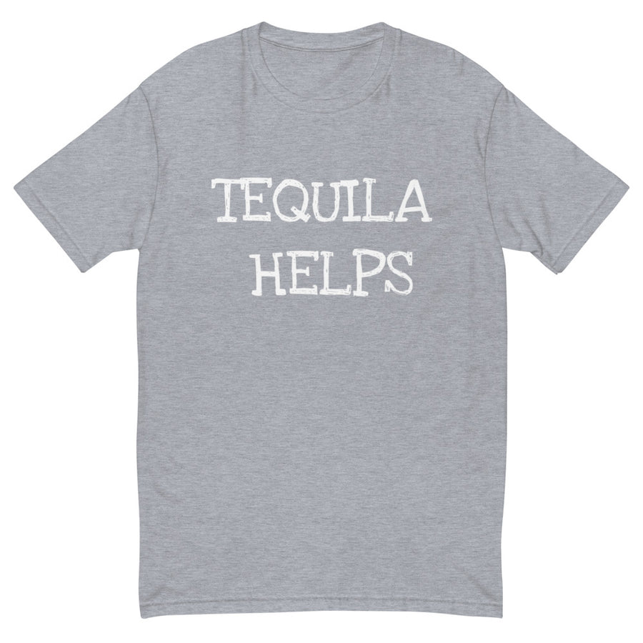 Tequila helps