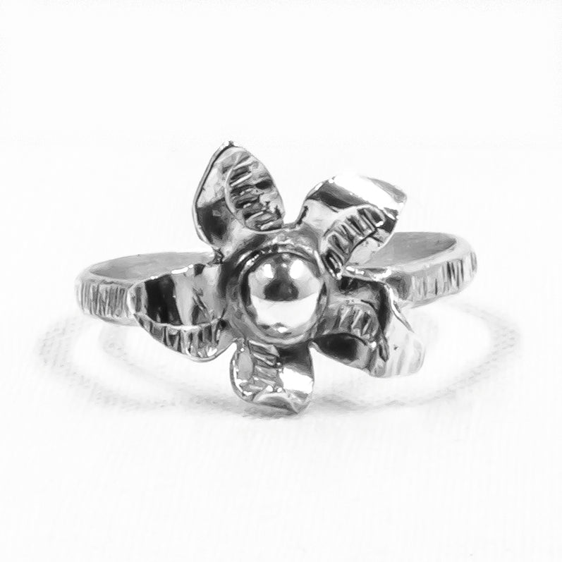Secret Garden Stacker Ring: RK20001