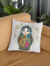 Matryoshka design Cushion