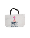 Teacher's tote bag | Teacher's bag |Gift |One blessed teacher