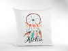 Personalised dream catcher| dream catcher Cushion, Personalised cushion, Novelty cushion,Birthday Gift | gift