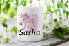 Personalised unicorn design Mug|birthday gift|girl's Mug|Novelty Mug