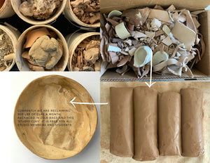 Studio Clay: The Messy Parts