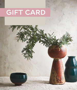 Still Life Ceramic Gift Card