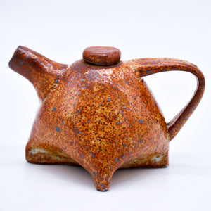 Small Pitcher With Shino Glaze
