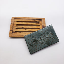 Skeletal Fish Soap Tray