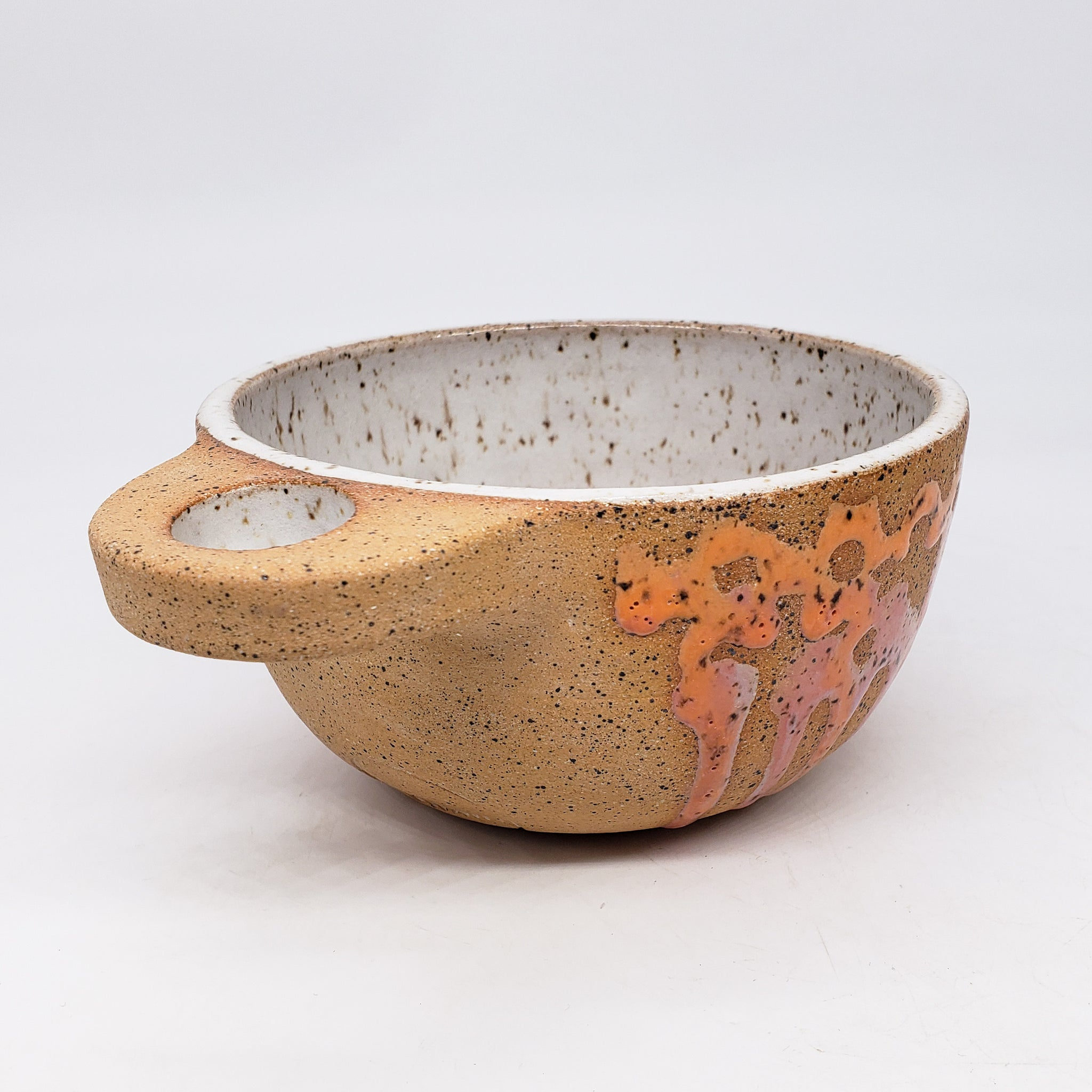 Soup Bowl with Handle