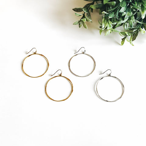 Delicate Shape Earrings - Calhoun Style