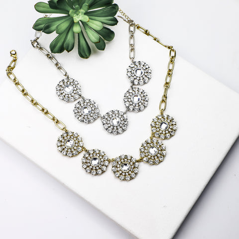 zzzzThe Audrey Statement Necklace