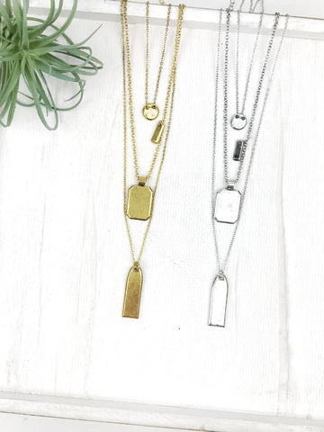 3-Layer Boho Vibe Necklace