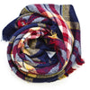 Lightweight Navy Pier Infinity Scarf - Funky Monkey Fashion Accessories  - 1
