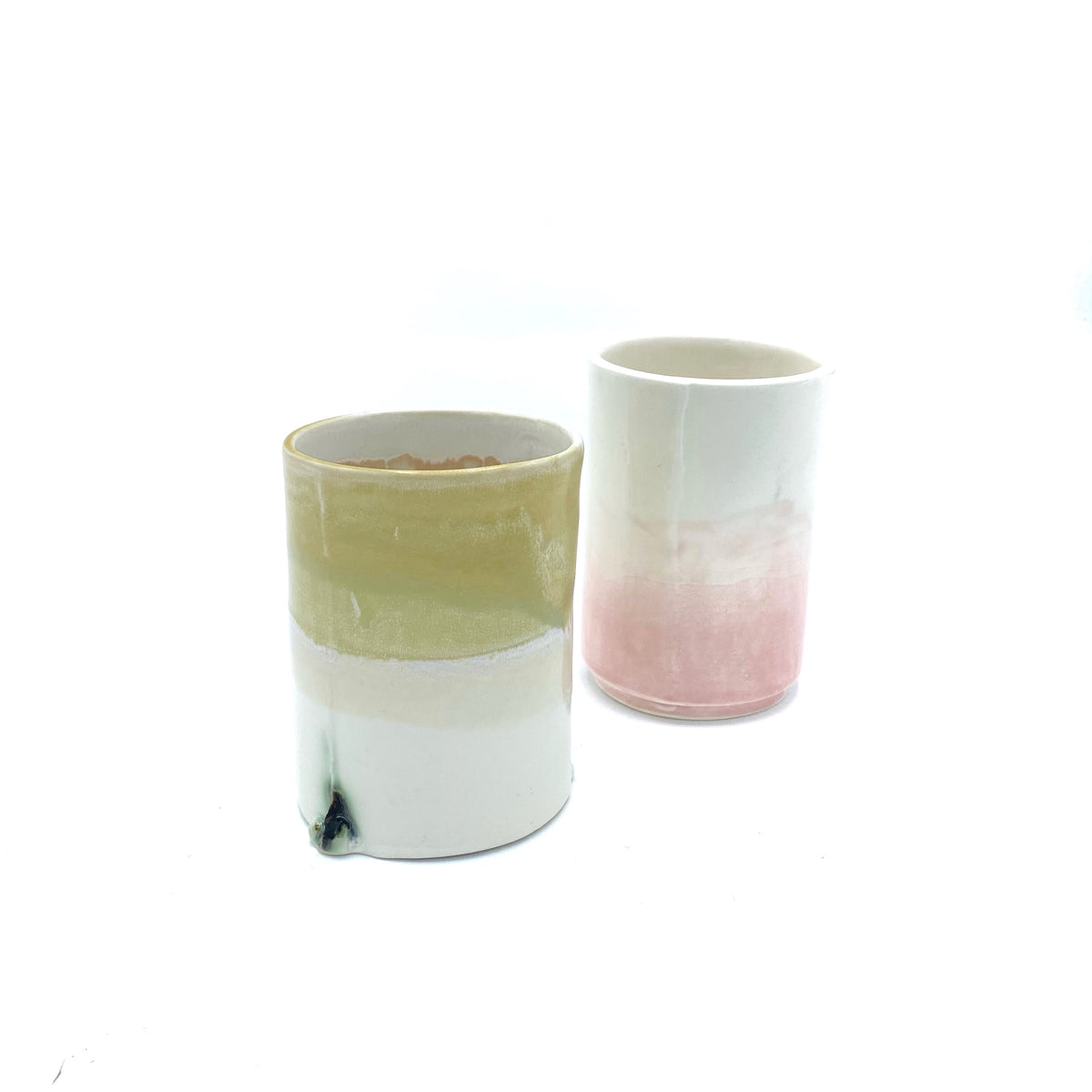 Coffee cup, set of 2.