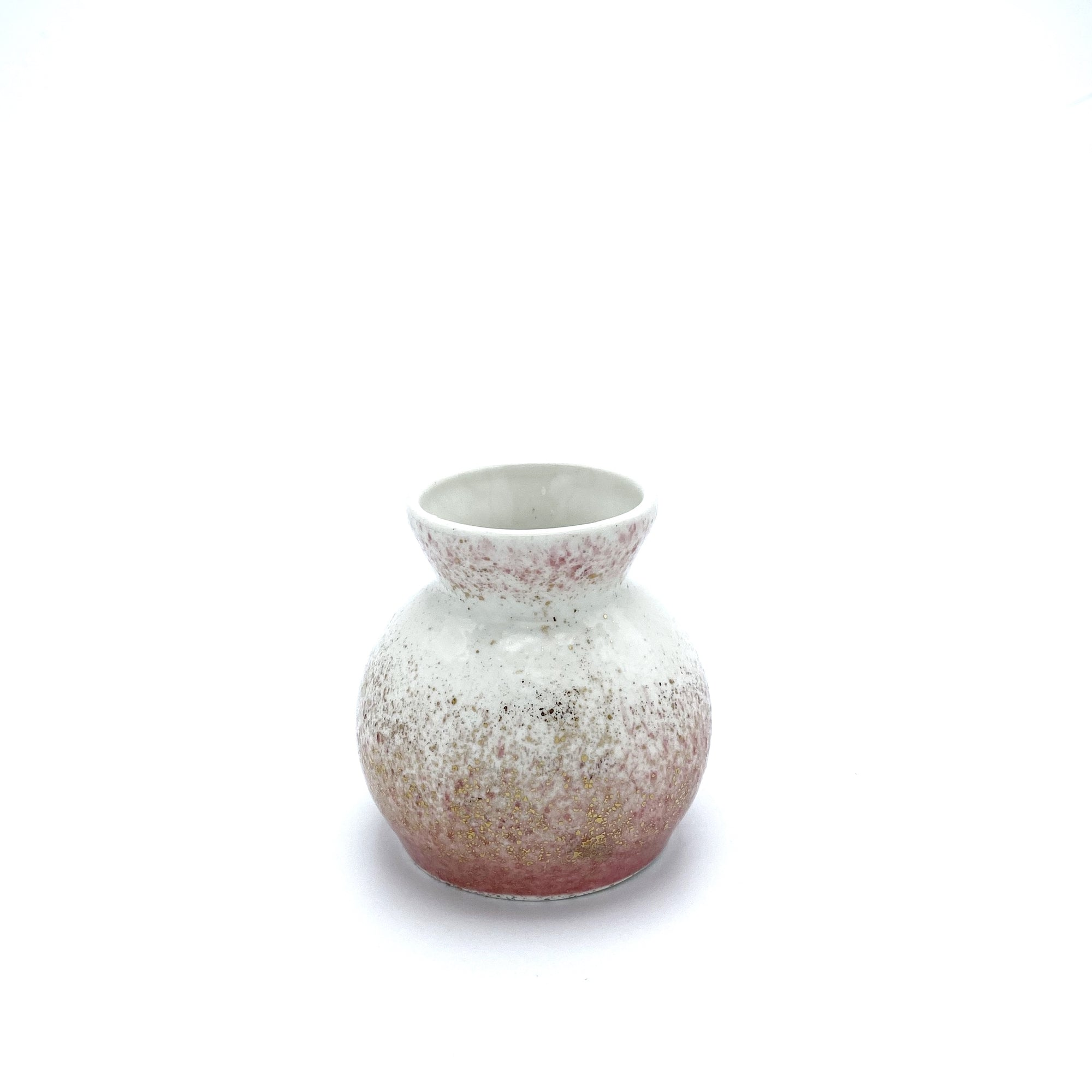 DAYNEW - Kaolin - small circus ball vase