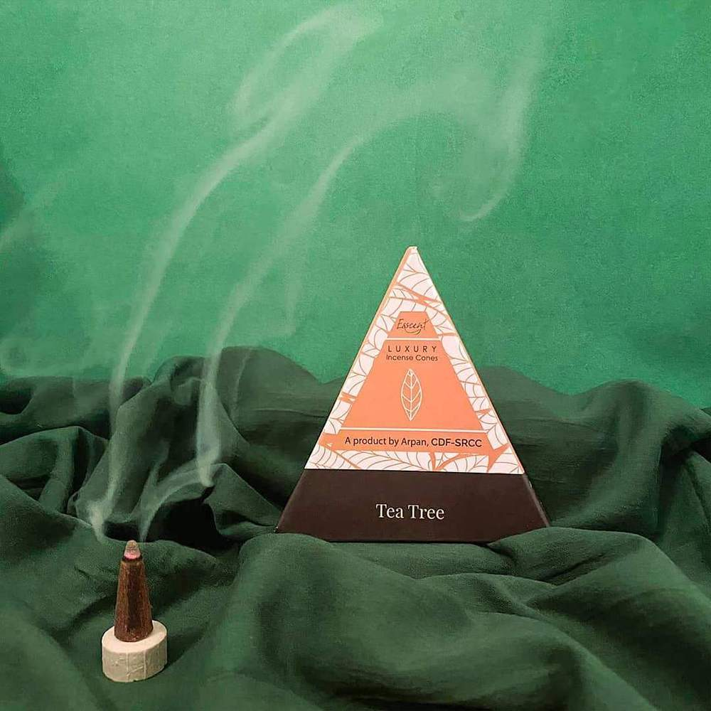 Tea Tree Incense Cones