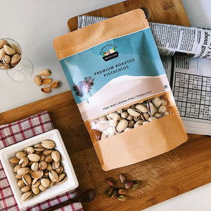 Pistachios - Roasted and Salted