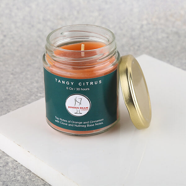 Tangy Citrus Candle
