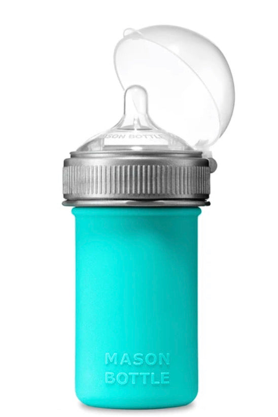All Silicone Baby Bottle