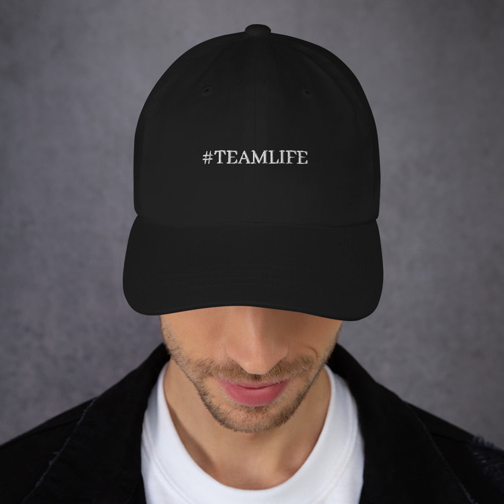 #TEAMLIFE Dad hat