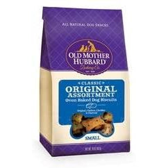 Old Mother Hubbard Classic Original Assortment Dog Biscuits Small - 20lb
