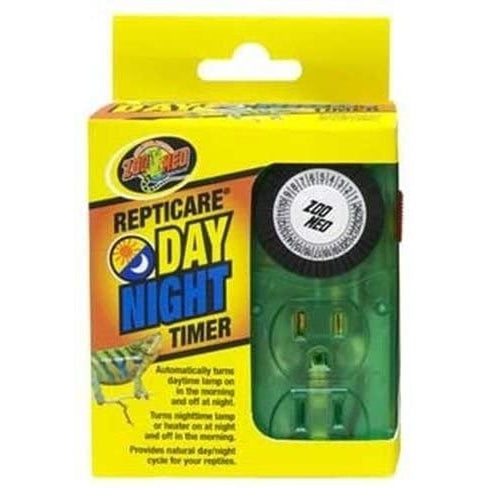 New ZOO MED REPTICARE DAY & NIGHT TIMER