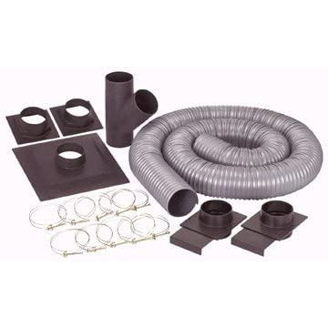 Central Machinery Dust Collector System Accessory Kit for Contractor-Type Table saws and 6 Jointers