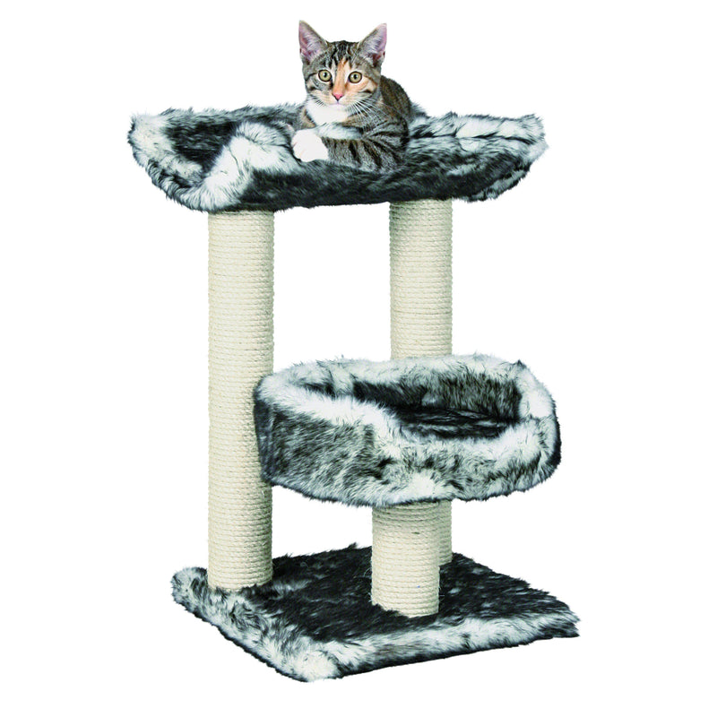 Isaba Scratching Post with Two Platforms
