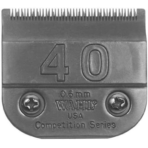 WAHL Competition Series Detachable Blades Pet Grooming 40