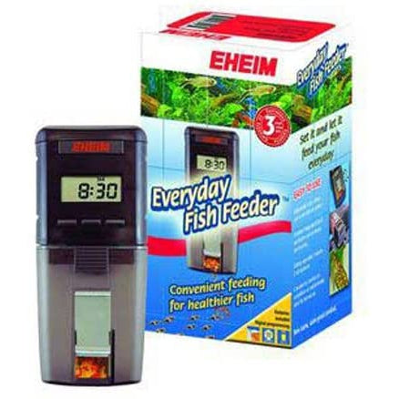 Everyday Fish Feeder Automatic Battery