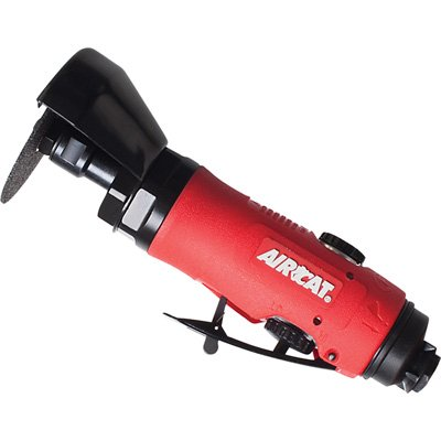 AIRCAT 3in. Composite Reversible Cutoff Tool — 18,000 RPM, Model