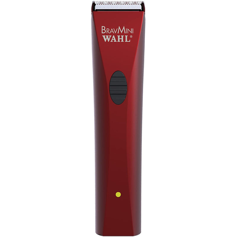 41590-0436 Red BravMini Professional Cordless Pet Trimmer Kit by Wahl Professional Animal