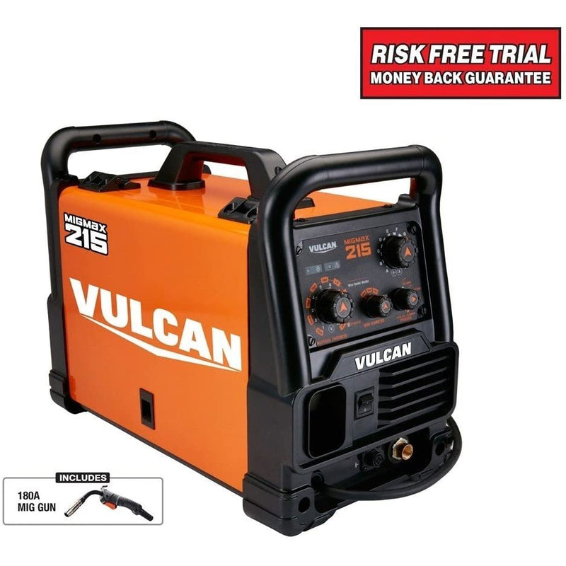 MIGMax 215 Welder with 120/240 Volt Input