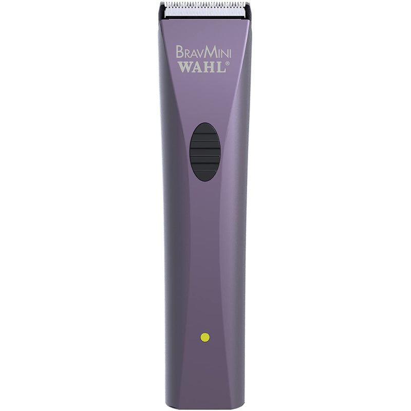 41590-0433 Purple BravMini Professional Cordless Pet Trimmer Kit by Wahl Professional Animal