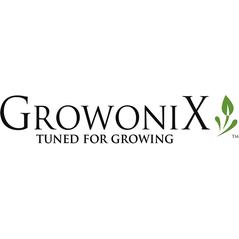 GROWONIX EX400 Reverse Osmosis System Ultra High Flow Rate Water Purification Filter for Hydroponics Gardening Growing Drinking H20 Coffee Point of use On Demand Purifier Most Efficient Eco Water