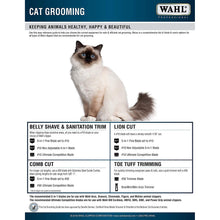 Load image into Gallery viewer, Wahl Professional Animal Chromado Pet, Dog, Cat, and Horse Corded / Cordless Clipper