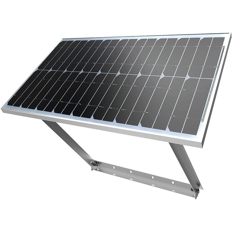 Gallagher 130 Watt Framed Solar Panel