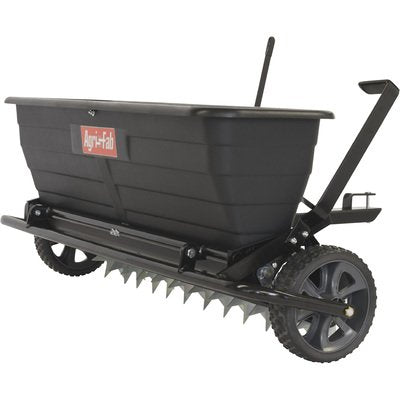 Agri-Fab Spiker/Drop Spreader — 175-Lb. Capacity, 42in. Spreading Width, Model