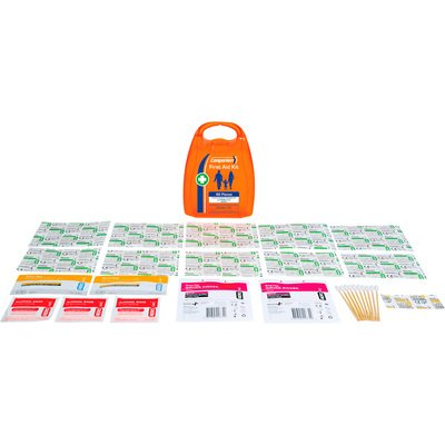 Aero Healthcare Companion 10 Personal First Aid Kit – 41-Pc., Model