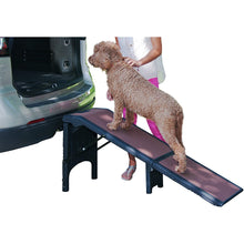 Load image into Gallery viewer, Pet Gear Free Standing Ramp for Cats and Dogs