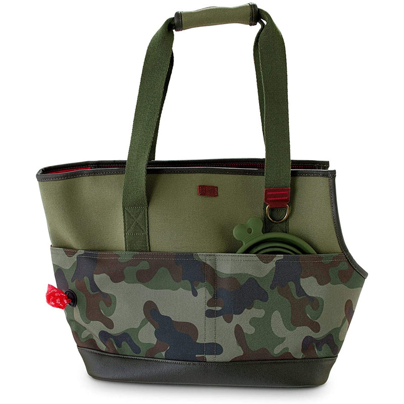 Reddy Canvas Dog Carrier Tote