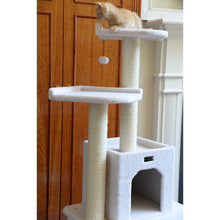 Load image into Gallery viewer, Aeromark International Armarkat Cat Tree Furniture Condo, Height- 60-Inch to 70-Inch