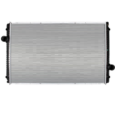 Aluminum radiator 437307CP for International (68046-9241, 238602)