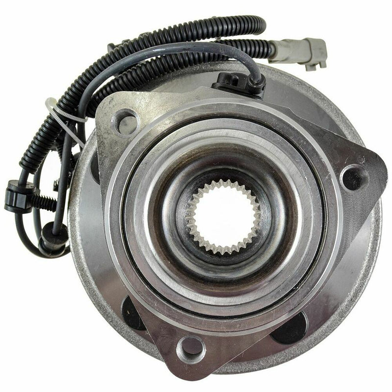 Viogi  Set of 1 Front Side Wheel Hub and Bearing Assembly Compatible with 2006-2010 Commander 2005-2010 Grand Cherokee