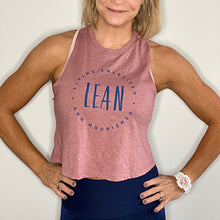 Load image into Gallery viewer, LEAN Bella Cropped Tank