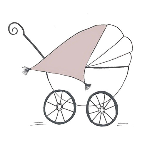 mimi et lulu - swaddle for stroller cover