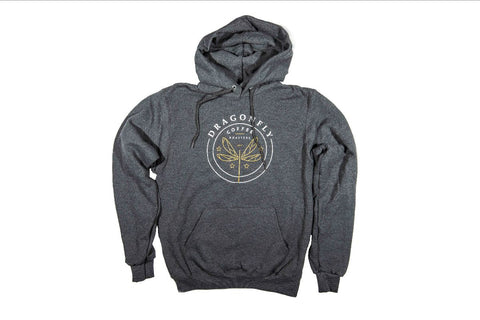 DRAGONFLY - CHAMPION - Double Dry Eco Hooded Sweatshirt - UNISEX