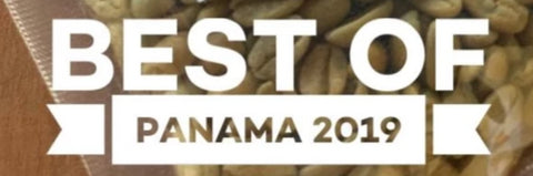 BEST OF PANAMÁ 2019 ELIDA 1029 - 21g WHOLE BEAN